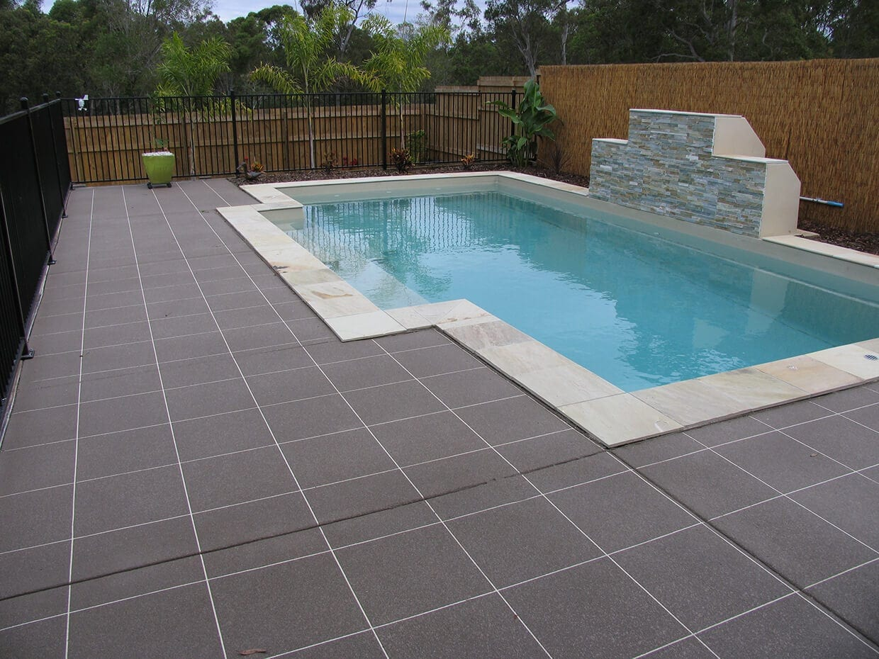 Brisbane concrete services concrete driveways for Concrete pool