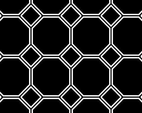 8 Diamond Tile - Concrete Resurfacing Patterns, Decorative Concrete Driveways