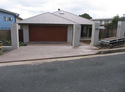 Concrete Driveway Resurfacing Pattern - New Concrete Driveway Installation Brisbane, Gold Coast