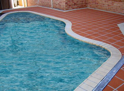 Concrete Pool Surrounds - Outdoor Decorative Concrete Resurfacing, Concreters Brisbane