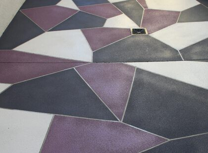 Concrete Resurfacing - Stunning Uniques Decorative Concrete Design