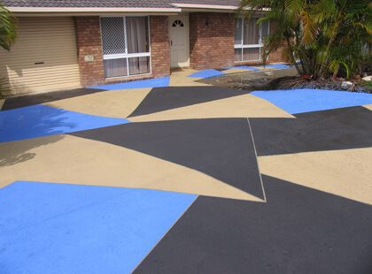 Covercrete - Decorative Concrete Resurfacing - Parchem Covacrete Concrete Driveways Brisbane
