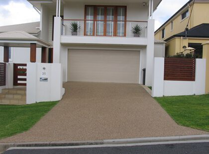 Exposed Aggregate - Exposed Aggregate Concrete Driveways - Concreters Brisbane