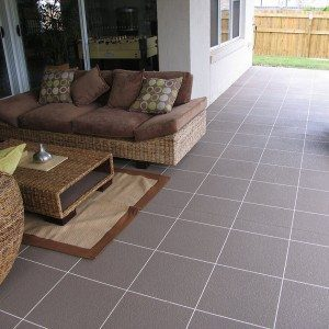 Matching Concrete Patio Resurfacing - Seamlessly Match Concrete Colours To Existing Designs