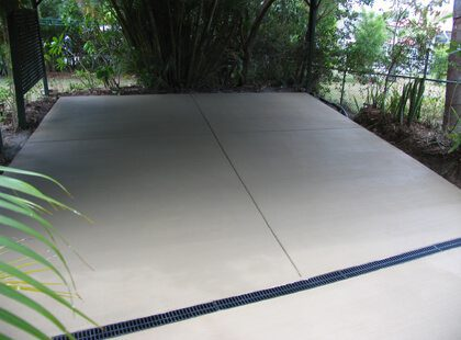 Plain Concrete - Plain Concrete Driveways, Plain Concrete Slabs, Concrete Repair Services