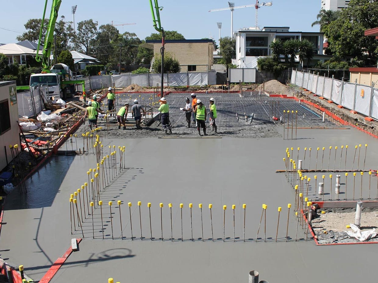 Commercial Concreting Brisbane - Concrete Factory Slabs, Commercial Concreter's